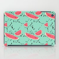 Watermelons iPad Case