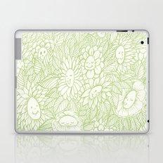 Flower Ladies Laptop & iPad Skin