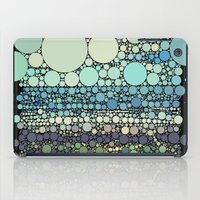 iPad Case featuring Beach Rounds by Beth Thompson