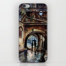 Alleywalkers iPhone & iPod Skin