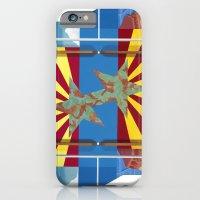 Altered State: AZ iPhone 6 Slim Case