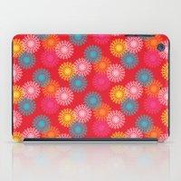 Happy Retro 2 iPad Case