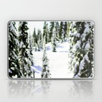 Snow-covered Laptop & iPad Skin
