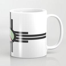 rotes auge Mug