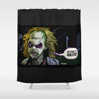 Qualified? Shower Curtain