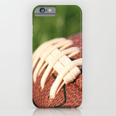 Football Leather & Stitching Slim Case iPhone 6s