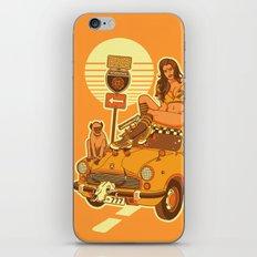 The Run iPhone & iPod Skin