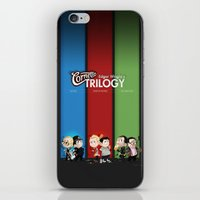 The Three Sweetest Flavours iPhone & iPod Skin
