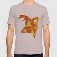 Polyface Color Mens Fitted Tee Cinder SMALL