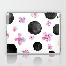 Flora dots Laptop & iPad Skin