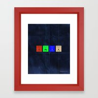 The Elements Of Color Framed Art Print