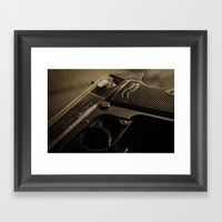 PPK Framed Art Print