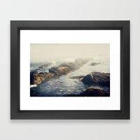 Ocean State Framed Art Print