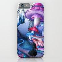 Alice - Gates To Wonderl… iPhone 6 Slim Case