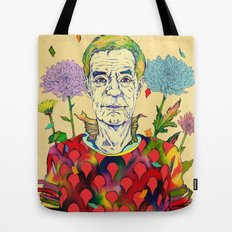Timothy Leary Tote Bag