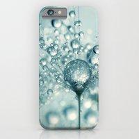 Droplets & Sparkles iPhone 6 Slim Case