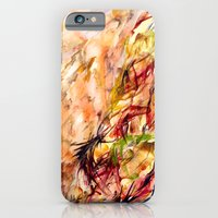 Autumnal Dialog iPhone 6 Slim Case