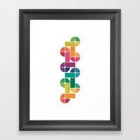 Joyride Framed Art Print
