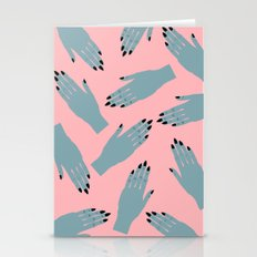 Vampy Hands Stationery Cards