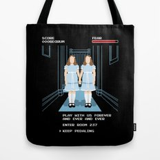 All Play and No Work Tote Bag