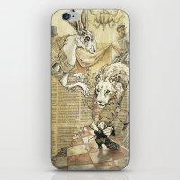 Cinderella Part II iPhone & iPod Skin