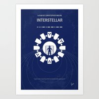 No532 My Interstellar Mi… Art Print