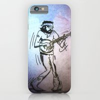 iPhone & iPod Case featuring Avett by Derek Donovan