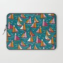 seagulls and sails bold Laptop Sleeve