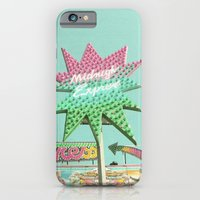 iPhone & iPod Case featuring Up in Lights by Cassia Beck