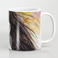 Ariane Watercolour  Mug