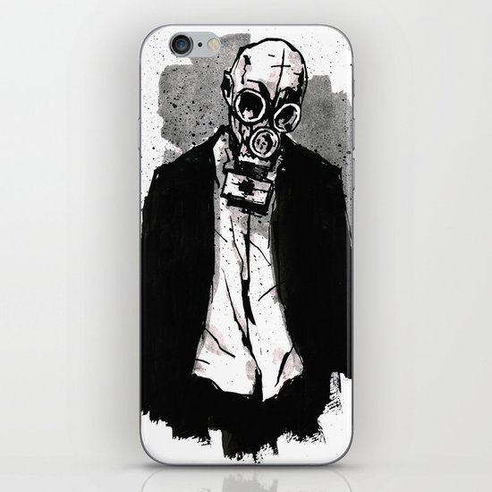 The Wolf iPhone & iPod Skin