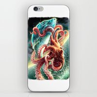 Mako Sharks iPhone & iPod Skin