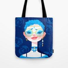 Bitch Please: Sailor Mercury Tote Bag