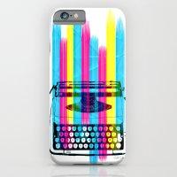 Typewriter iPhone 6 Slim Case