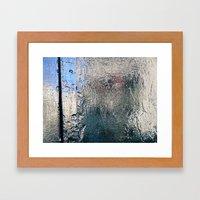 Urban Abstract 103 Framed Art Print
