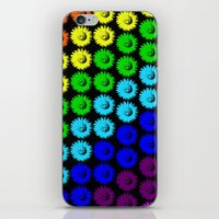 Chase The Rainbow iPhone & iPod Skin