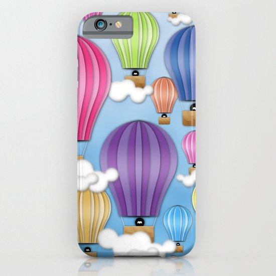 UP! UP! AND AWAAAAAAYYY!  iPhone & iPod Case