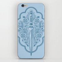 Gothic Dagger Ornamental iPhone & iPod Skin
