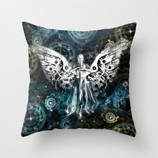 Clockwork Angel  Throw Pillow