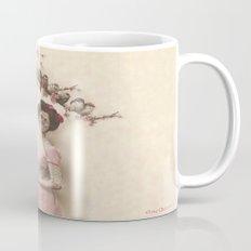 Mademoiselle skull Mug