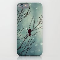 Out in the Cold iPhone 6 Slim Case
