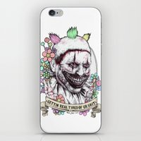 Xoxo Twisty (color) iPhone & iPod Skin