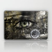 Time Laptop & iPad Skin