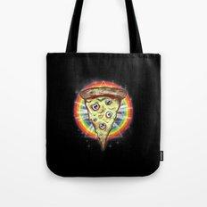 Insanity Slice Tote Bag