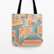 Strypes Tote Bag
