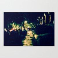 S Street Canvas Print