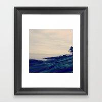 Galiano Island, British … Framed Art Print
