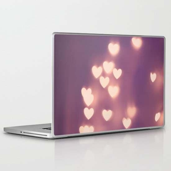 Your Love is Electrifying Laptop & iPad Skin