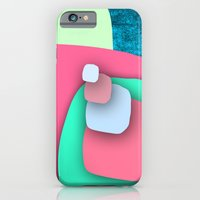 iPhone & iPod Case featuring Jordache by akamundo