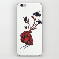 Love Grows iPhone & iPod Skin